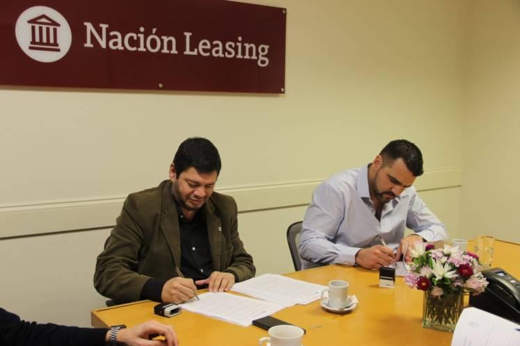 firma de leasing 1