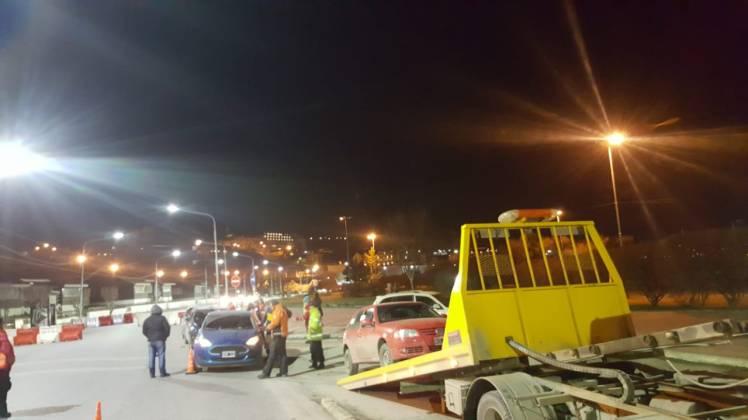 operativo transito nocturno