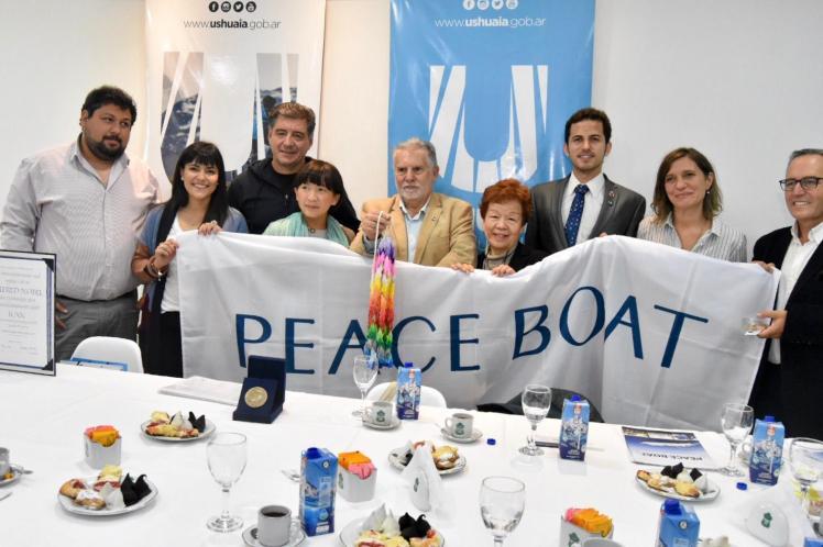 Delegacion de Peace Boat