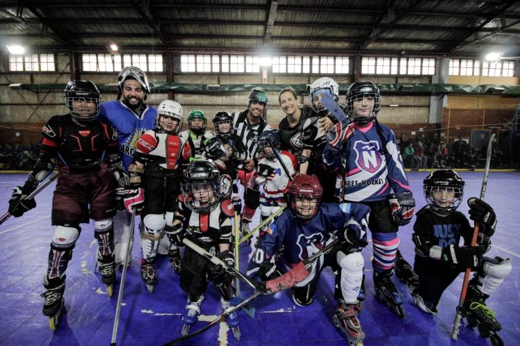 hockey en La Cantera