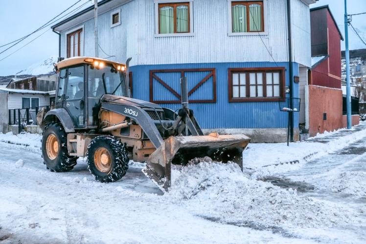 operativo invierno