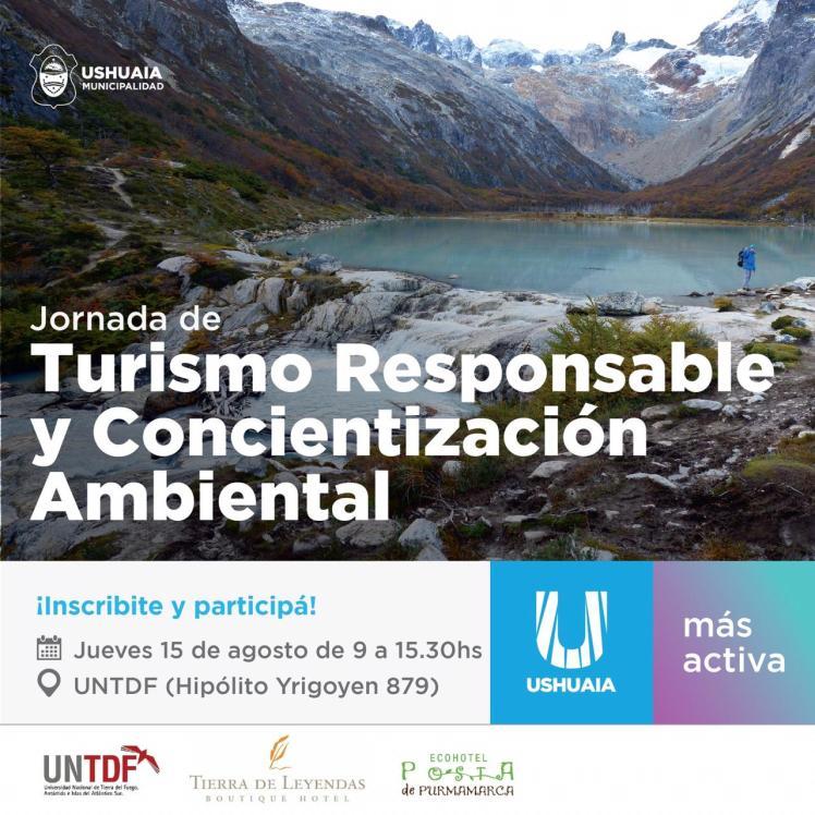 turismo responsable y concientizacion ambiental